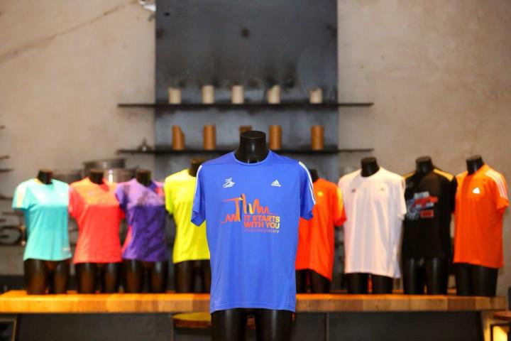 הדפסה על חולצות | הדפסת חולצות | מרתון תל אביב 2018