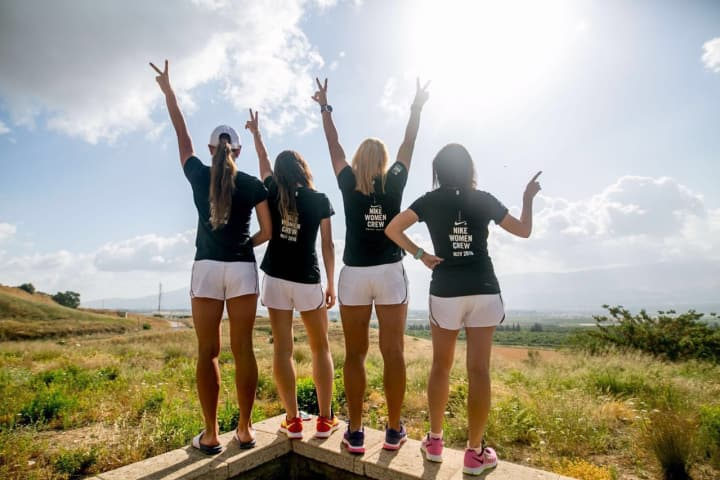 NIKE+ RUN CLUB - קבוצת ריצה