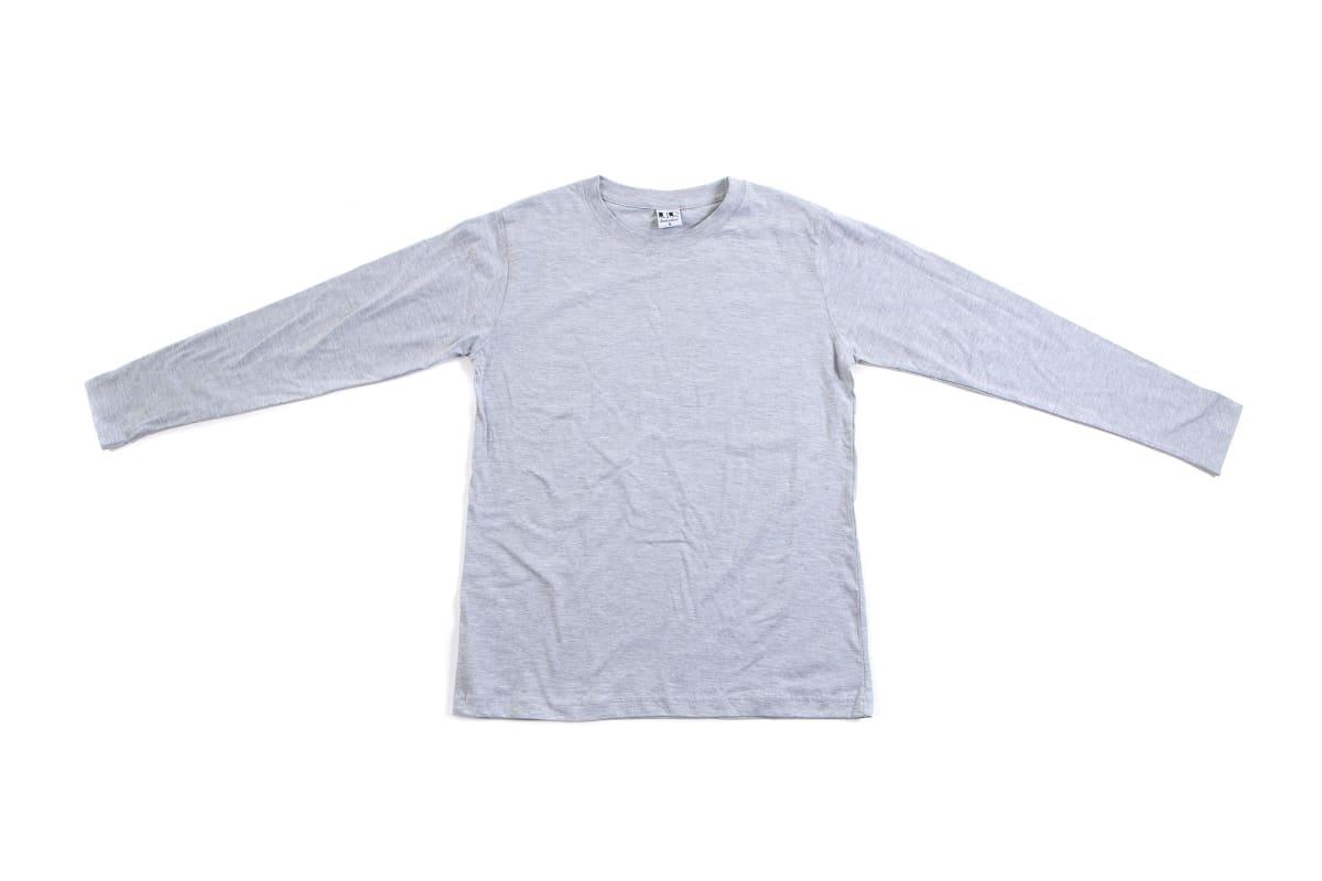 חולצה שרוול ארוך   חולצת כותנה   חולצות שרוול ארוך מלאנג'