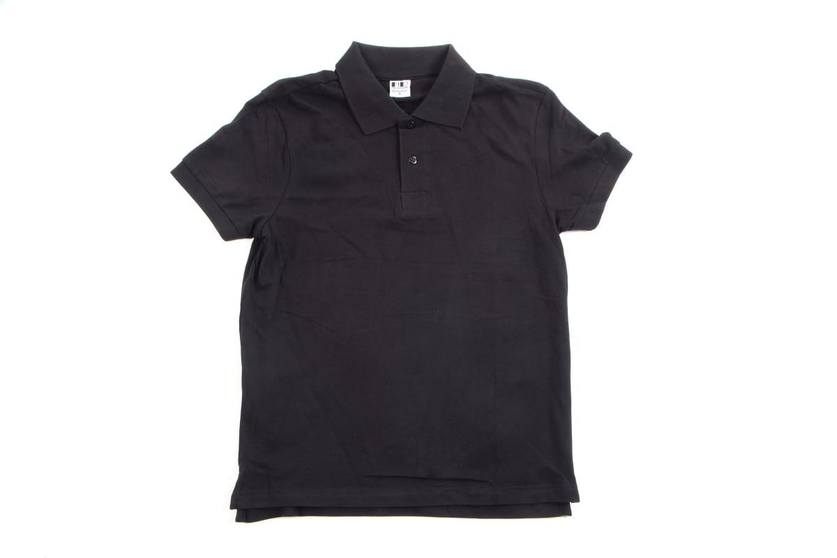חולצת פולו | חולצות פולו | חולצת פולו בצבע שחור