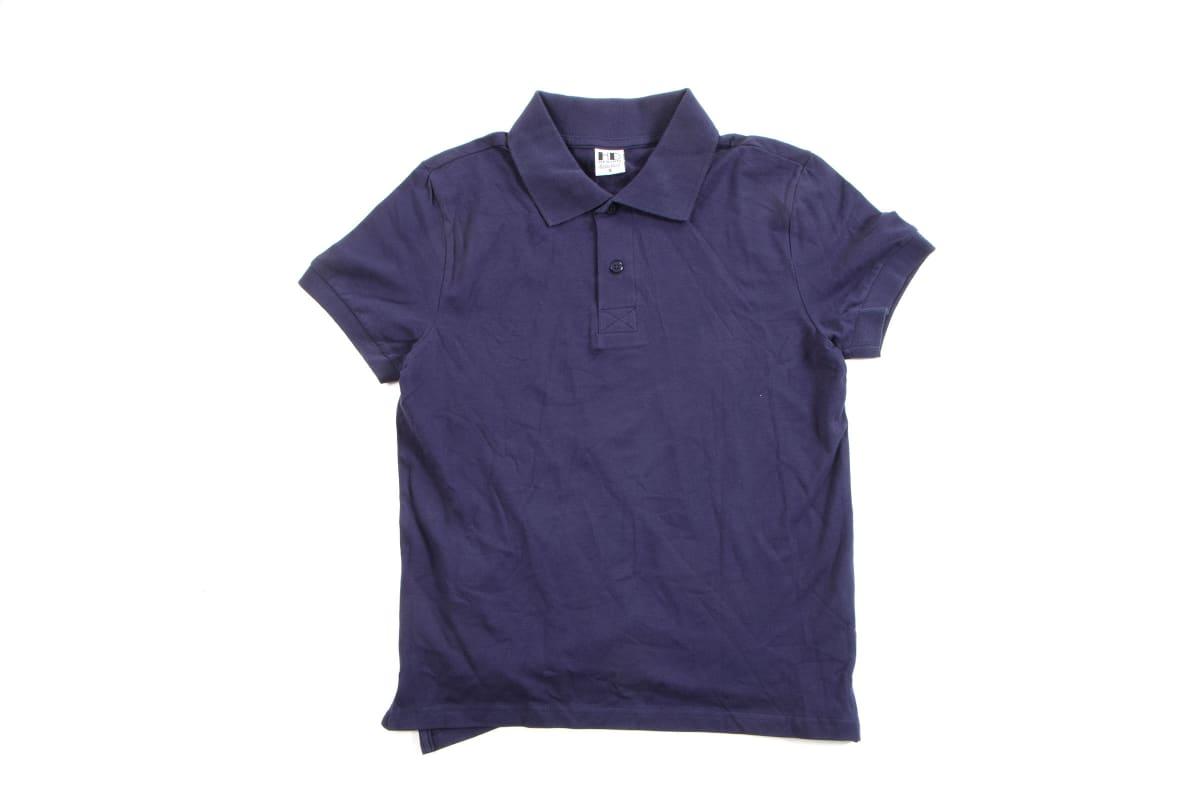 חולצת פולו   חולצות פולו   חולצת פולו בצבע כחול נייבי