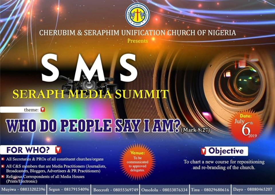 Seraph Media Summit