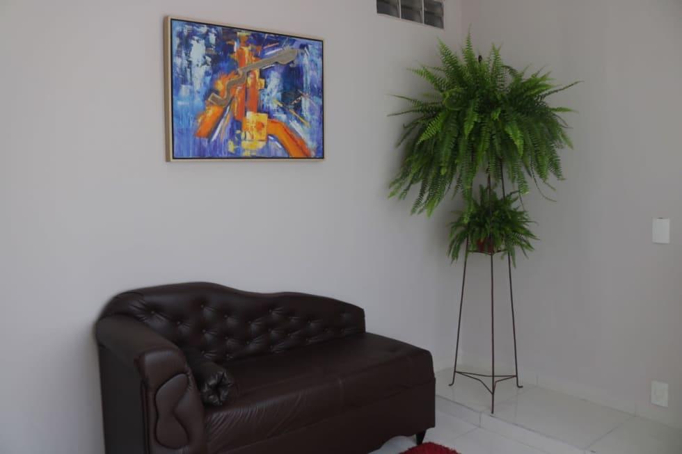 Foto da Sala Terapeutica