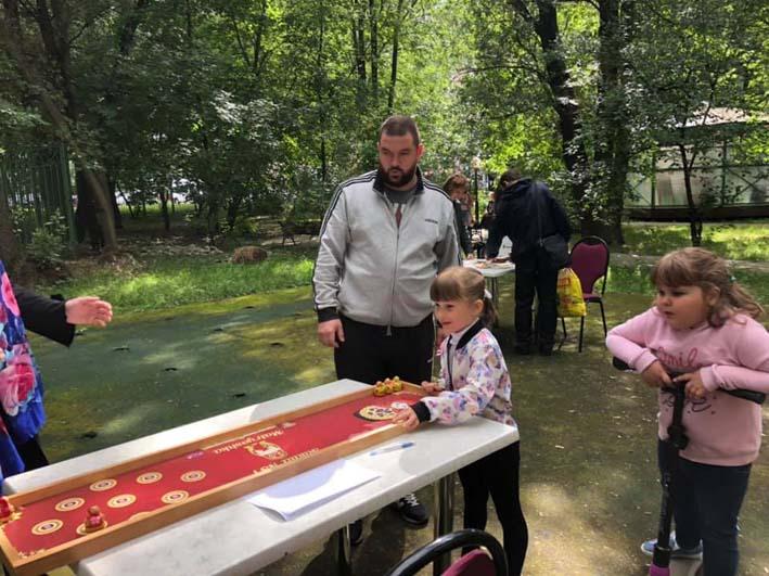 В Перове отпраздновали День семьи, любви и верности. Фото из личного аккаунта Татьяны Яковлевой на ФБ