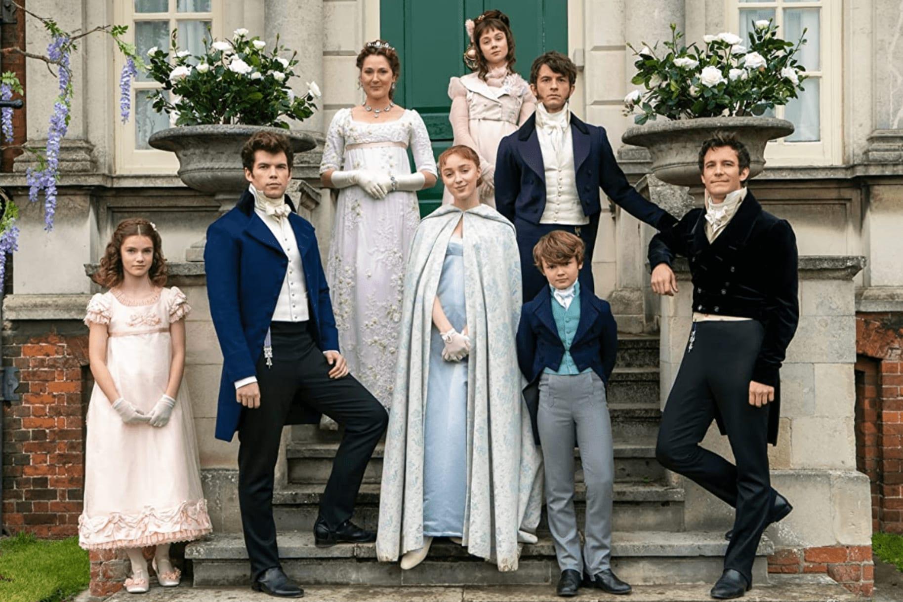 Die Bridgerton-Familie