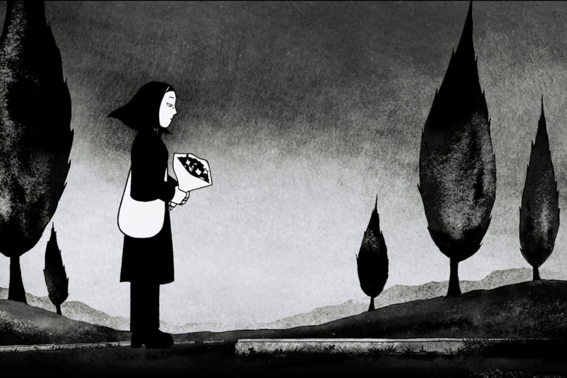 Die iranische Revolution aus Kindersicht: «Persepolis» von Marjane Satrapi und Vincent Paronnaud.