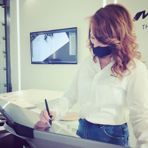 Maserati-Designerin Alga Zaharescu: «Ich musste als Frau doppelt so hart arbeiten»