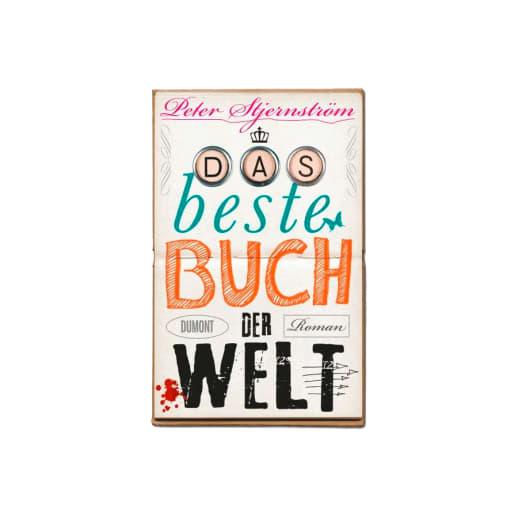 Buch-Tipp: «Das beste Buch der Welt»