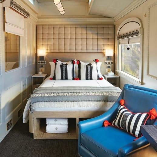 5 luxuriöse Zugreisen