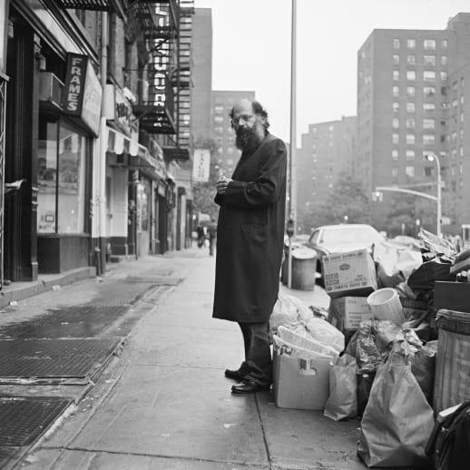 Vater des Beatnik: Allen Ginsberg