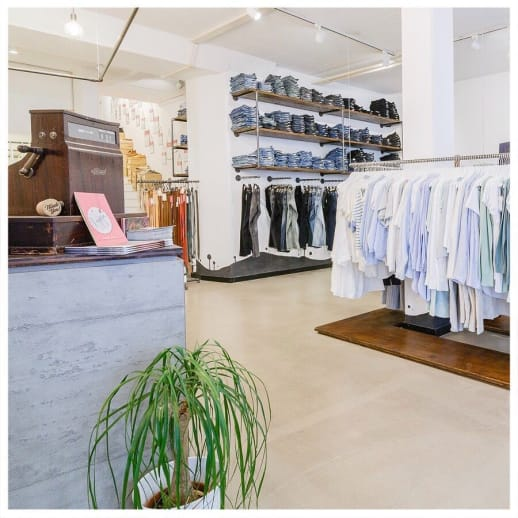 Hier finden Sie nachhaltige Mode