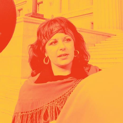 Die Feministin: Theresia Rohner