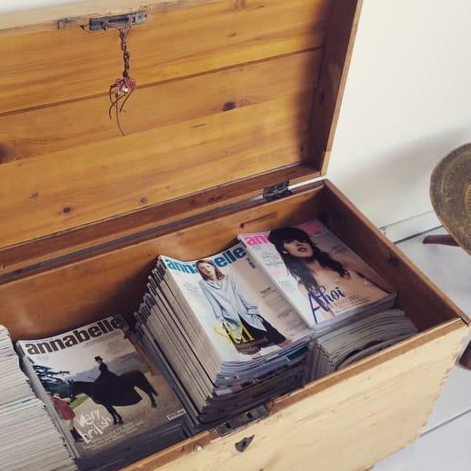#annabelleliest: Wie lesen Sie die annabelle?