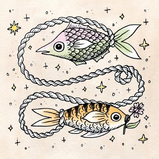 Monatshoroskop: Fische sind die neuen Vorbilder – denn die Macht ist mit ihnen
