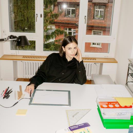 Nina Christen, Schuhdesignerin bei Bottega Veneta: «Schuhe sind Skulpturen»