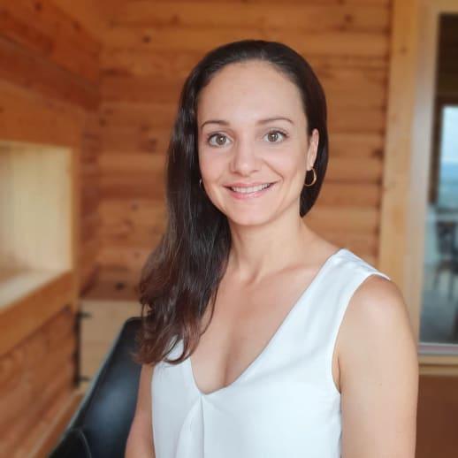 Ex-Eiskunstläuferin Sarah van Berkel über Druck im Profisport: «Simone Biles zeigte Stärke»