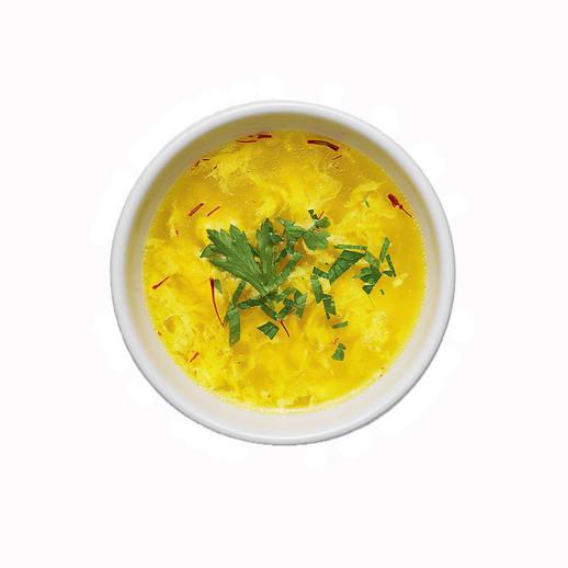 Suppen-Küche: Rezept für Stracciatella mit Ei und Käse