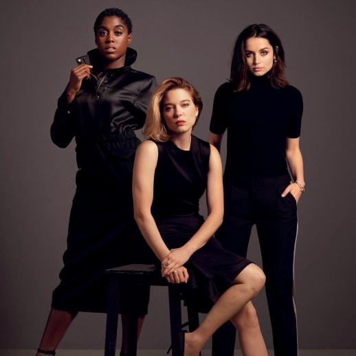 Die neuen Bond-Girls: Diese sieben Frauen unterstützen James Bond