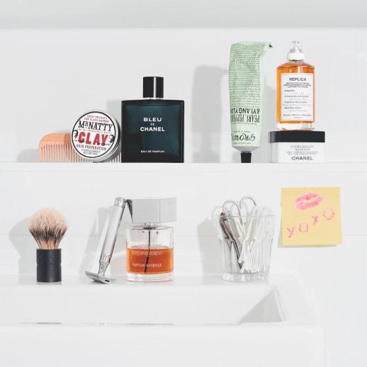 Aufholbedarf: Kosmetik für den Mann