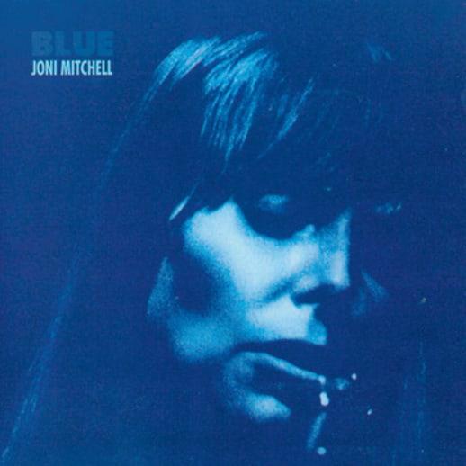 """34. Joni Mitchell """"Blue"""" (1971)"""