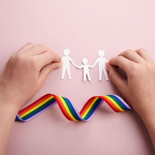 «Ehe für alle»: So ist es, mit zwei Vätern aufzuwachsen
