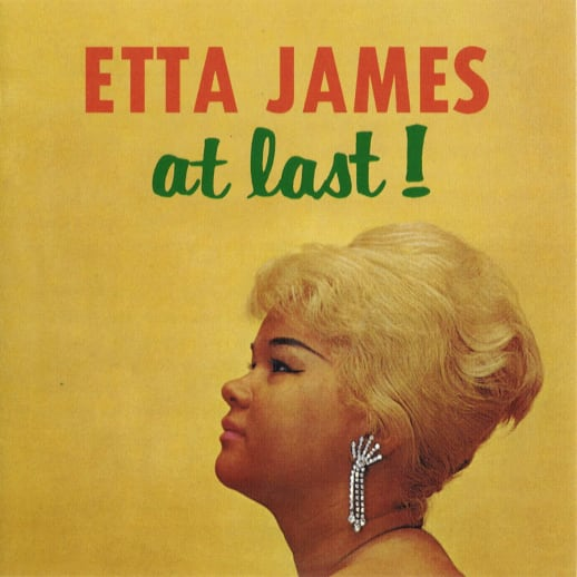 Etta James «At Last!» – Crossover-Star