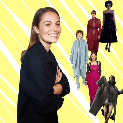 Unsere Modechefin Nathalie verrät die wichtigsten Trends der Fashionweek