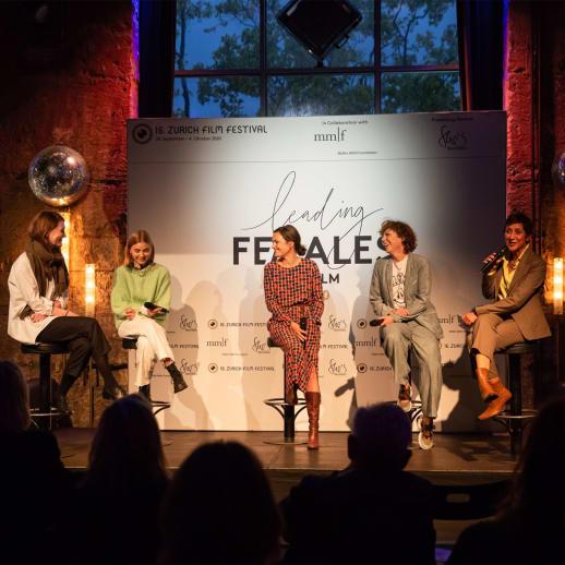 Gewinne Tickets für die Panel-Diskussion «Leading Females» am ZFF