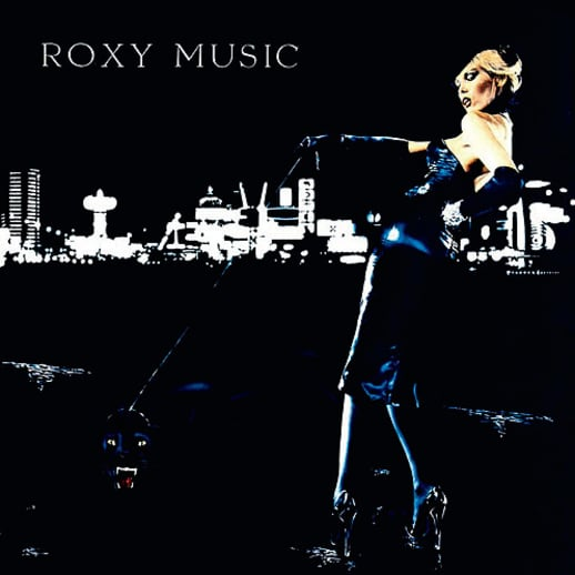 Kunstrock: «For Your Pleasures» von Roxy Music