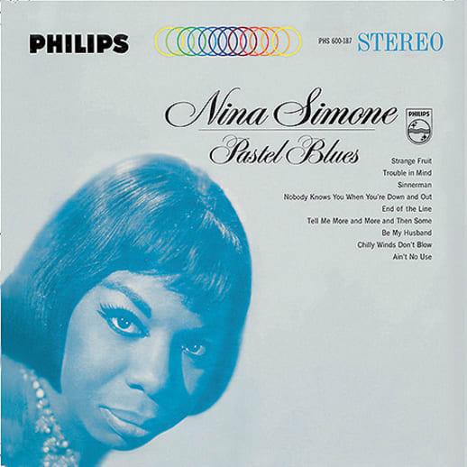 Nina Simone «Pastel Blues» – Rohe Gospelstimme