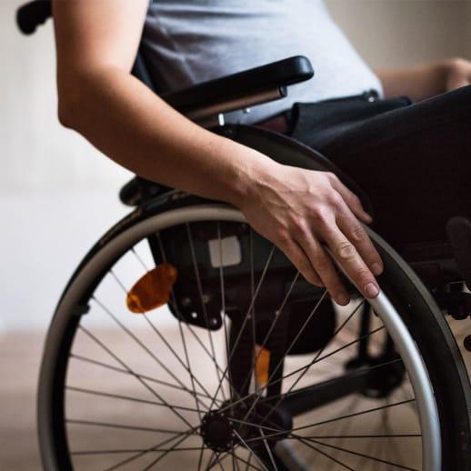 Islam Alijaj: «Wir Menschen mit Behinderungen werden konstant bevormundet»