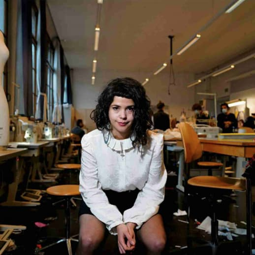 Designerin Sarah Bounab: «Ich designe für Leute, die mich faszinieren»