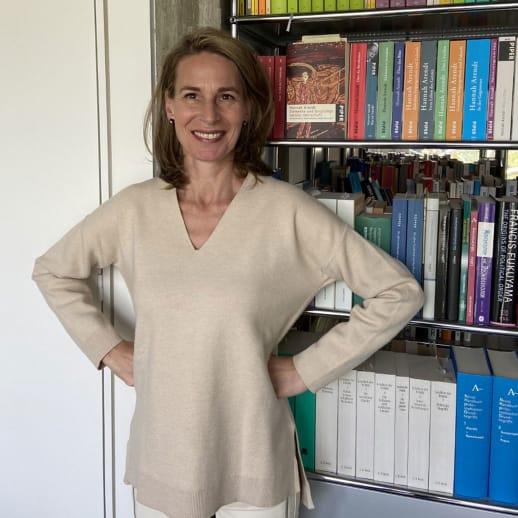Ein Buch, das mein Leben veränderte – mit Katja Gentinetta