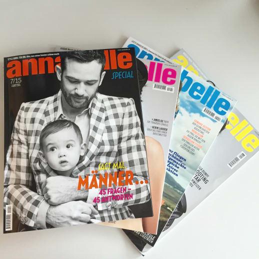 Wie ist es eigentlich, als Mann bei einem Frauenmagazin?