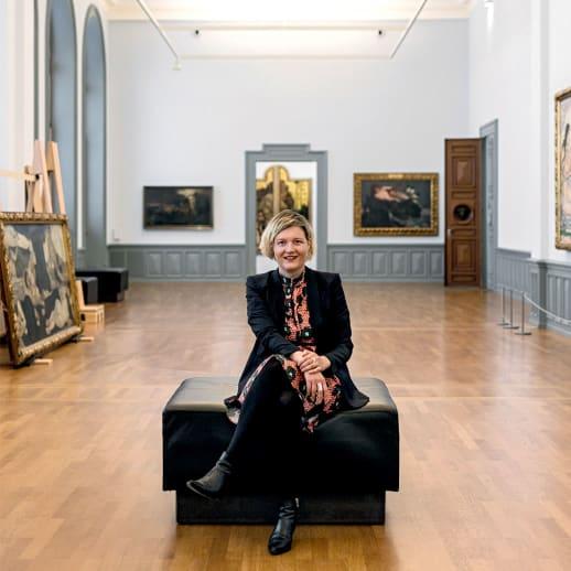Frauen in der Kunst: Museumsdirektorin Nina Zimmer im Interview