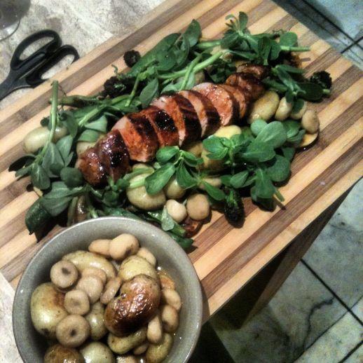 Modisch essen im Trend-Restaurant White Rabbit in London