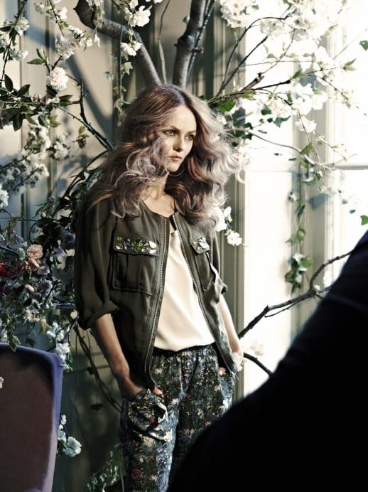 Vanessa Paradis ist das neue Gesicht von H&M