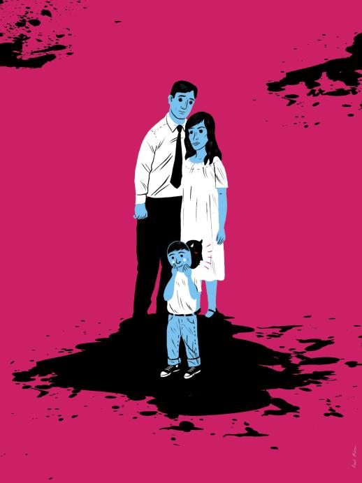 Die Eltern von Mördern und die Frage nach der Schuld
