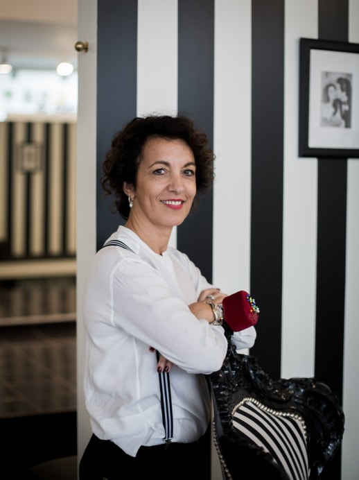 Interview mit Brautmodespezialistin Milena Zoro