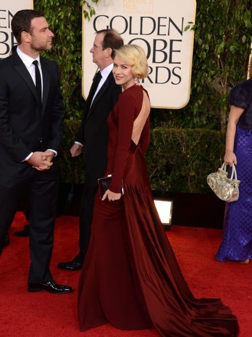 Golden Globes 2013: Die schönsten Kleider, die tollsten Filme und die besten TV-Shows