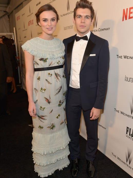Golden Globes 2015: Tops und Flops bei den Outfits