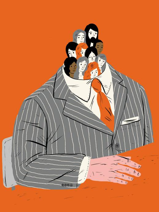 Mann, beweg dich: Neue Wege zur Chancengleichheit im Management