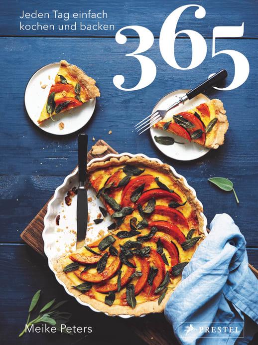 365 köstliche, mediterran inspirierte Alltagsrezepte