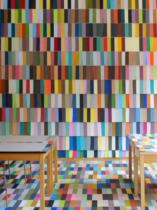 Farbenspiel in Winterthur