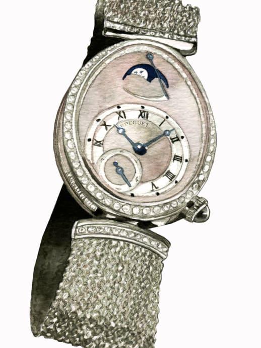75 Jahre alte Kostbarkeiten: Uhren und Schmuckstücke