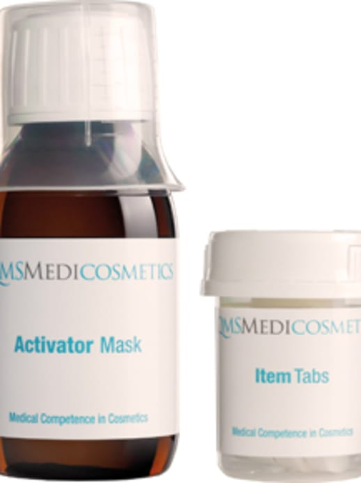 Gesichtspflege-News von QMS – Durstlöscher für die Haut