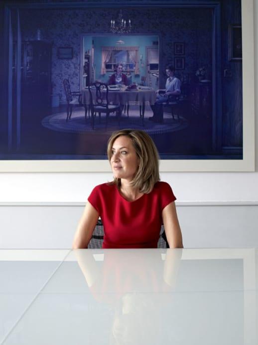 Eine Begegnung mit der Investorin und Philanthropin Carolina Müller-Möhl