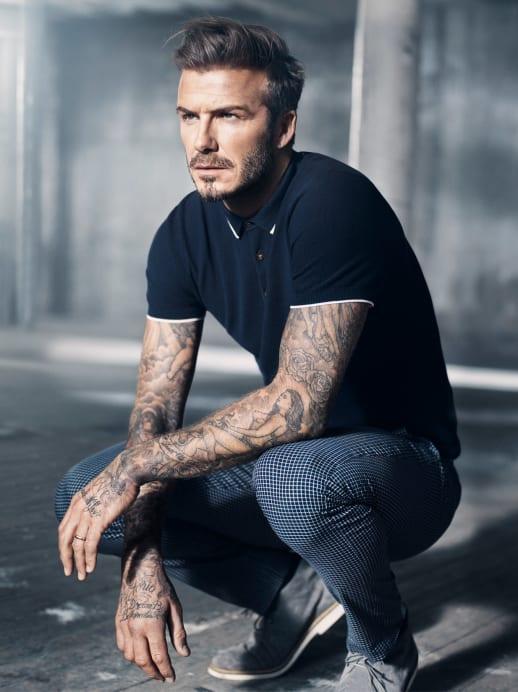 H&M: Modern Essentials selected by David Beckham