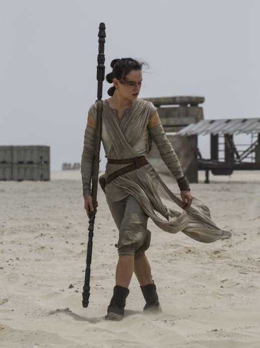 Das Erwachen der Macht: Star Wars macht Platz für Heldinnen