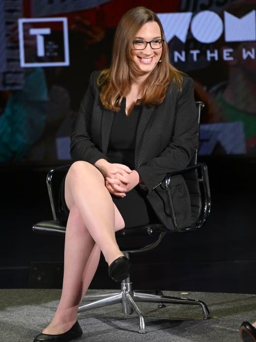 Sarah McBride schreibt als erste trans Senatorin Geschichte